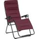 Lafuma Mobilier Futura XL Campingstol Air Comfort rød/sort